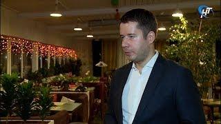 Эксперт по венчурному финансированию Сергей Хабаров выступил в Великом Новгороде