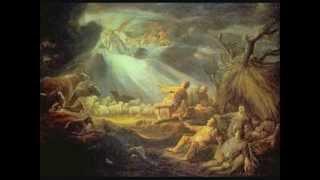 O Little Town of Bethlehem Christmas Carol by Blake