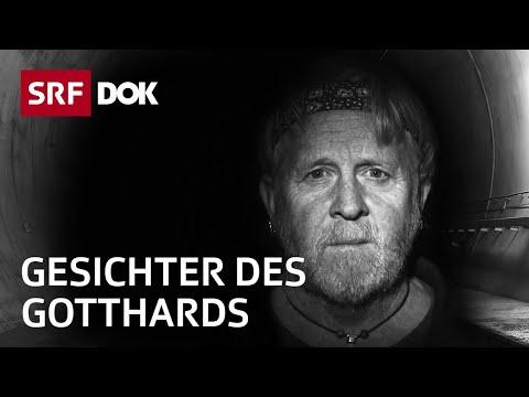 Peter Amacher – Strahler und Geologe   Gesichter des Gotthards   Doku   SRF DOK
