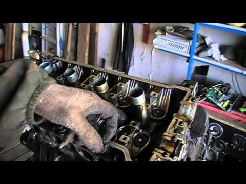 Фото к видео: Двс Toyota 5E FHE Разборка и дифектовка