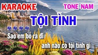 toi-tinh-karaoke-nhac-song-tone-nam-beat-chuan-nhat-nam-2019-karaoke-thanh-hai
