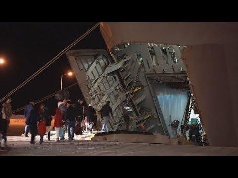Μεταφορά 1.000 προσφύγων στην ενδοχώρα