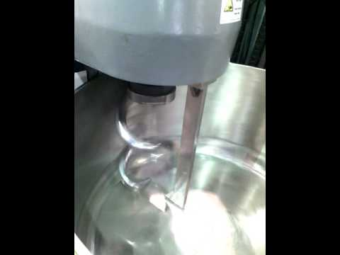 Fully Automatic Dough Mixer Machine