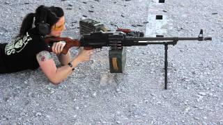A Day of Shooting Fully Auto AKs with Rifle Dynamics