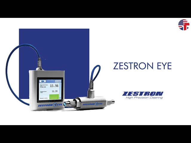 ZESTRON EYE - real-time concentration measurement system for pcb cleaning processes