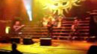 JUDAS PRIEST - DEAL WITH THE DEVIL (LIVE - FRONT ROW !!)