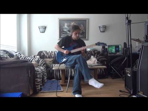 Jason Becker - Perpetual Burn cover (Shred)