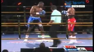 Ilunga MAKABU vs Eric FIELDS - WBC - Full Fight - Pelea Completa