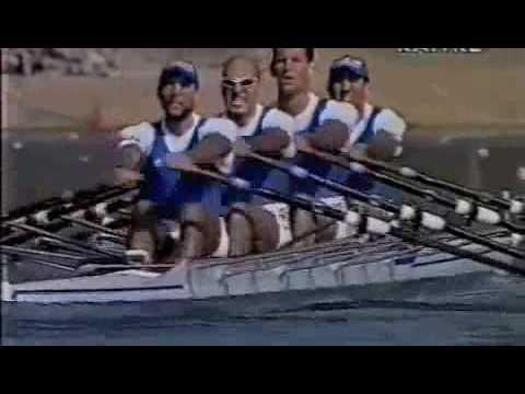 4 di Coppia Campione Olimpico a Sydney 2000