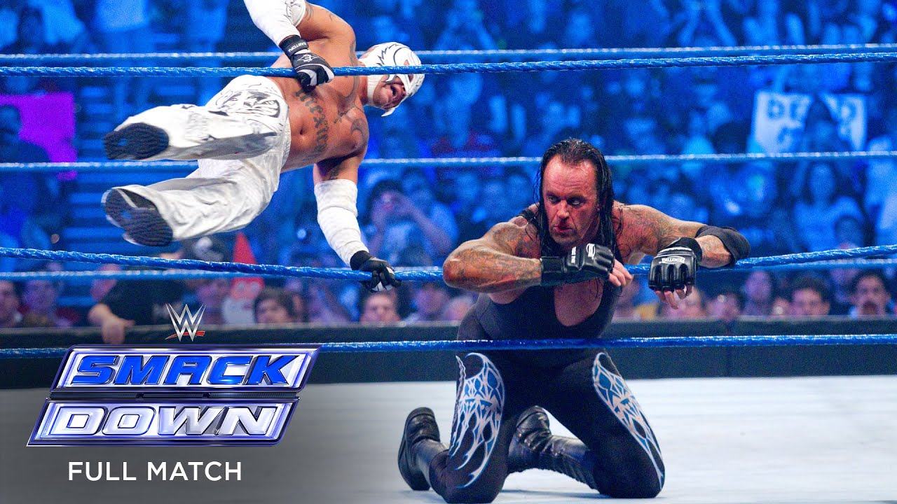 Rey Mysterio Talks Working With The Undertaker