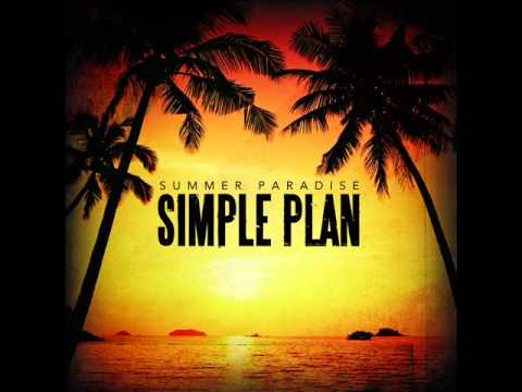 Simple Plan - Summer Paradise /[320]Kbps HIGH QUALITY + DOWNLOAD + LYRICS