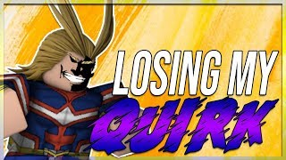 heroes online all for one reverse quirk activation - TH-Clip
