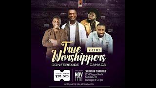 2018 TRUE WORSHIPPERS