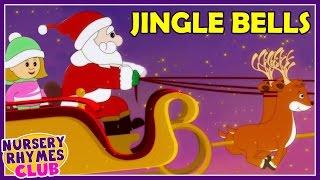 Jingle Bells | Christmas Carols | Christmas Songs for Children | Nursery Rhymes Club