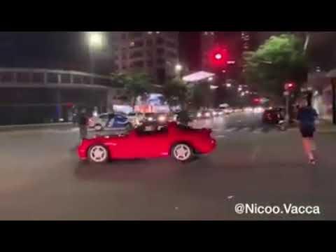 AUTOS DE ALTA GAMA SECUESTRADOS EN PUERTO MADERO