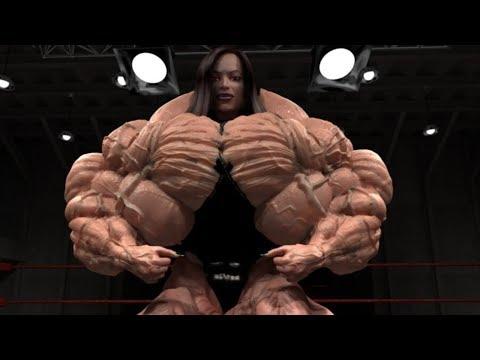 , title : 'Top 4 Biggest Female Bodybuilders 2018'