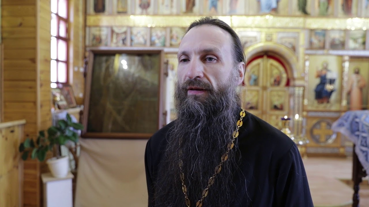 Мироточение Чимеевской иконы