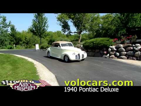 Video of '40 Deluxe Eight - BSCV