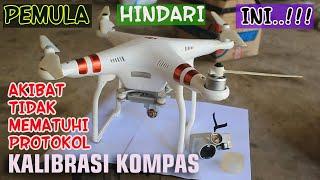 DRONE DJI PHANTOM 3 STANDAR CRASH