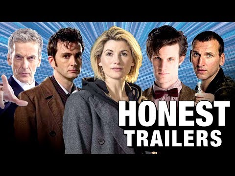Honest Trailers - Doctor Who (Modern)  HD Mp4 3GP Video and MP3