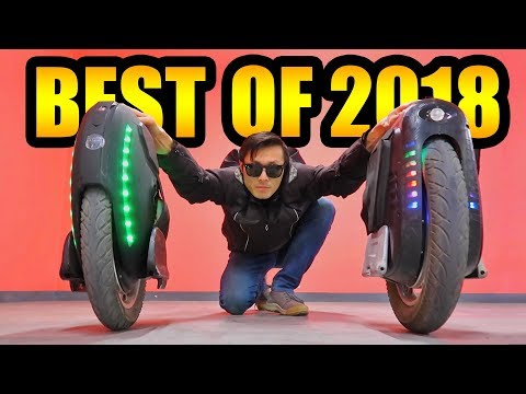 Best Electric Unicycles (2018) Gotway vs Kingsong Comparison Review