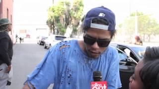 Ab-SouL Talks About Weed and Gang Culture in LA