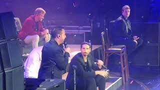 Backstreet Boys Cruise 2018  Storytellers Concert: Bigger And New Unreleased Song Clips