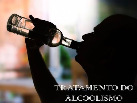 Se alcoolismo de regalo forçosamente
