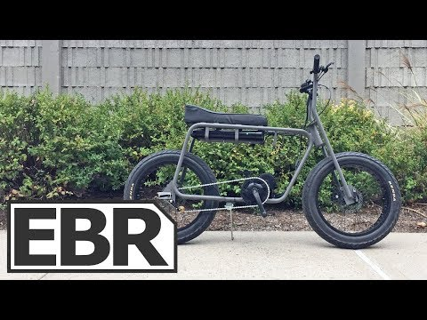 Lithium Cycles Super 73 Video Review – $2k Retro Minibike Electric Bike, Banana Seat, Kickstarter