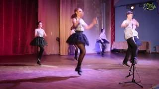 Music by: The Irish Rovers - Drunken Sailor I Отчетный концерт 2016 I Dance Studio Rival