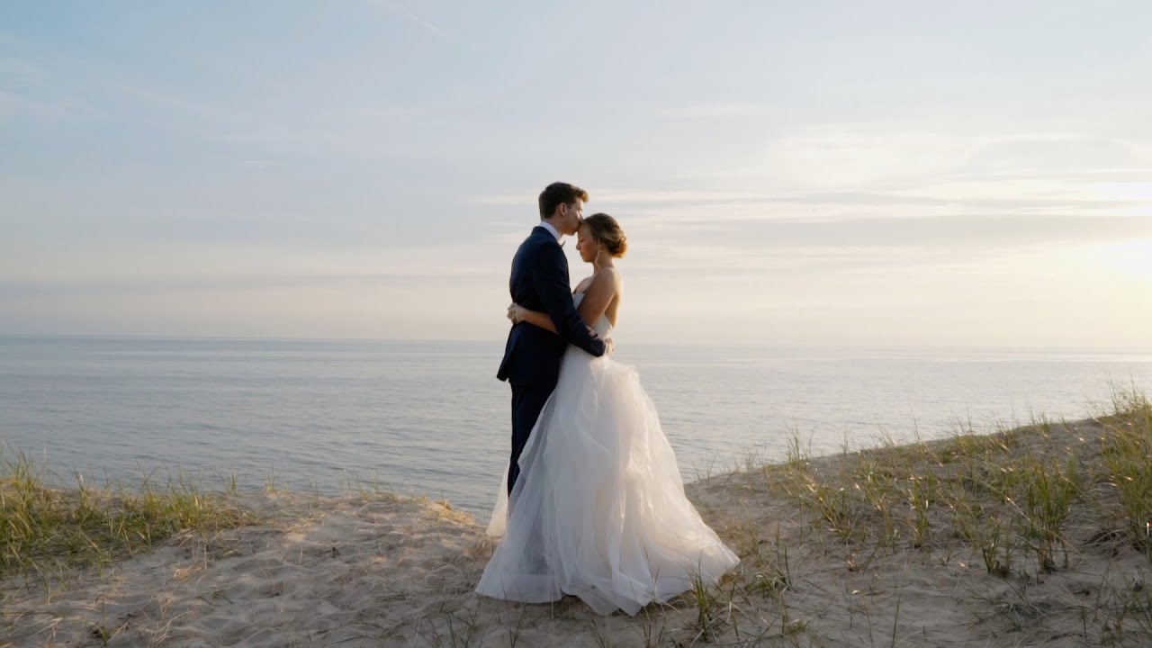 Married on Lake Michigan