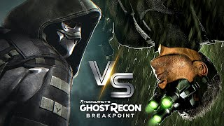 SAM FISHER VS the WOLVES Theatrical Stealth Infiltration