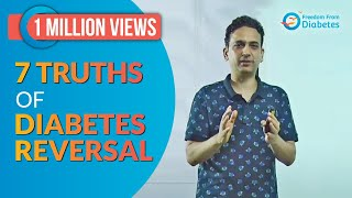7 Truths of Diabetes Reversal