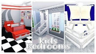 Bloxburg | Themed Builds || Kids Rooms (pt3)