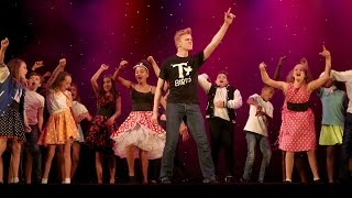 Grease Rock n' Roll Choreography | Anna Fiorentini Theatre & Film School