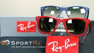 Ray-Ban RB2132F New Wayfarer 52 Eyesize (Asian Fit)