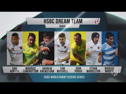 Seven stars chosen for Dream Team in Dubai