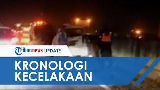 Kronologi Kecelakaan Beruntun di Tol Medan-Tebing Tinggi, Ada Mobil Ambulans yang Terlibat