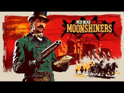RED DEAD ONLINE MOONSHINERS All Cutscenes (Game Movie) 1080p HD