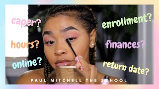 Q+A | Online Cosmetology School at Paul Mitchell // Mia's Mane