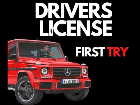 HOW TO GET UAE DRIVERS LICENSE IN FIRST TRY (SINHALA)