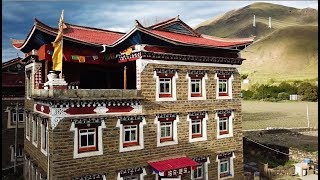 preview picture of video 'A Tibetan House 牧白.避尘'