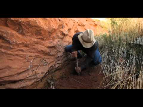 127 Hours Featurette 'Outdoors Expert Breck Crystal'