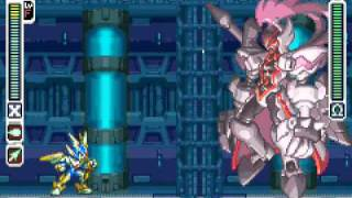 Megaman Zero 3 Copy X hack