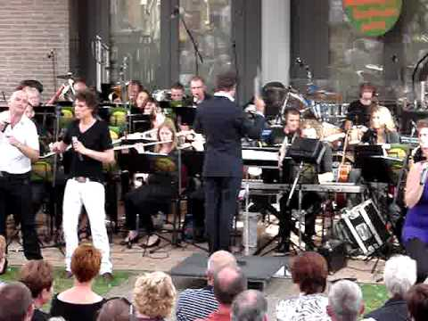 VDO Try-out concert Boxmeer 10 juli 2011: Proud Mary