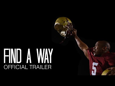 Find A Way DVD movie- trailer