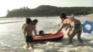 Лодка Explorer 100 одноместная - видео 1
