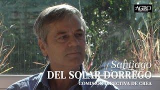Santiago Del Solar Dorrego - Quién es Quién en Comunicándonos en Diario Agroempresario