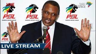 PSL boss Irvin Khoza addresses media on Moses Mabhida Stadium violence