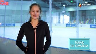 Tânăr de România: Copilărie pe podium